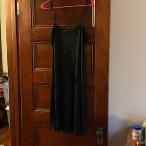 Never worn black dress